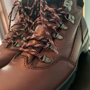 Timberland 6 inch all leather field boot